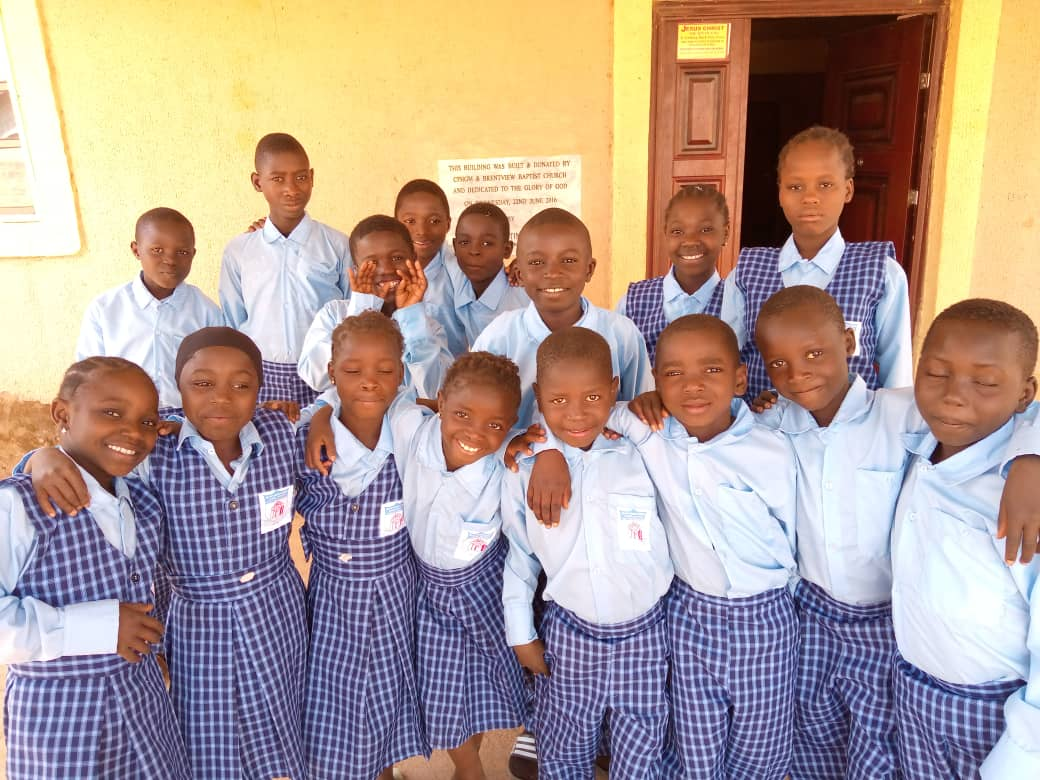 Orphanage children receive uniforms from PHGM-5