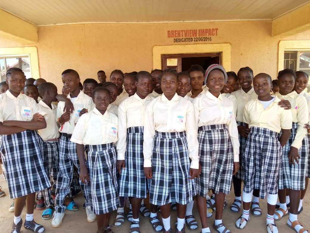 Orphanage children receive uniforms from PHGM-6