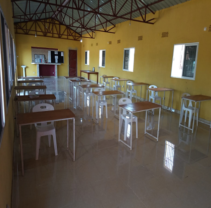 Dinning Hall Construction for CAPRO Missions School - 2019