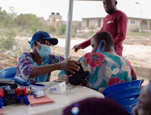 Health/Medical Outreach at Bode Osi – Q1, 2021